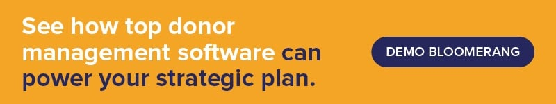 See how top donor management software can power your strategic plan.